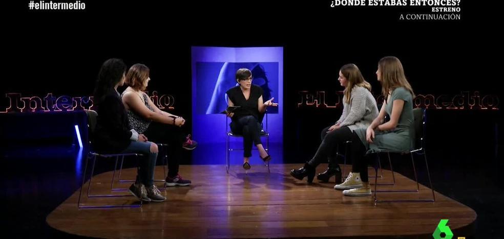 La magistral lección de feminismo en 'El Intermedio' que aplauden las redes sociales