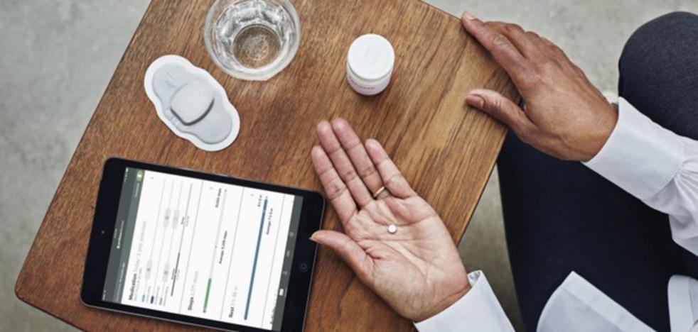 La pastilla chivata que alerta a tu médico de lo que haces