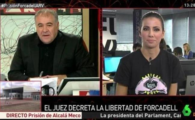 Ana Pastor desvela la verdad sobre el cariñoso gesto que le hizo Ferreras