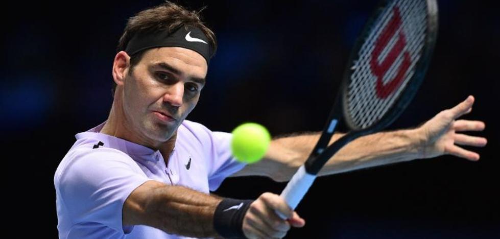 Federer: «El número uno no es un objetivo real, no estoy cerca de Nadal»
