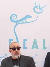 """""""Spielberg estuvo hora y media hablando sólo de Almería"""""""