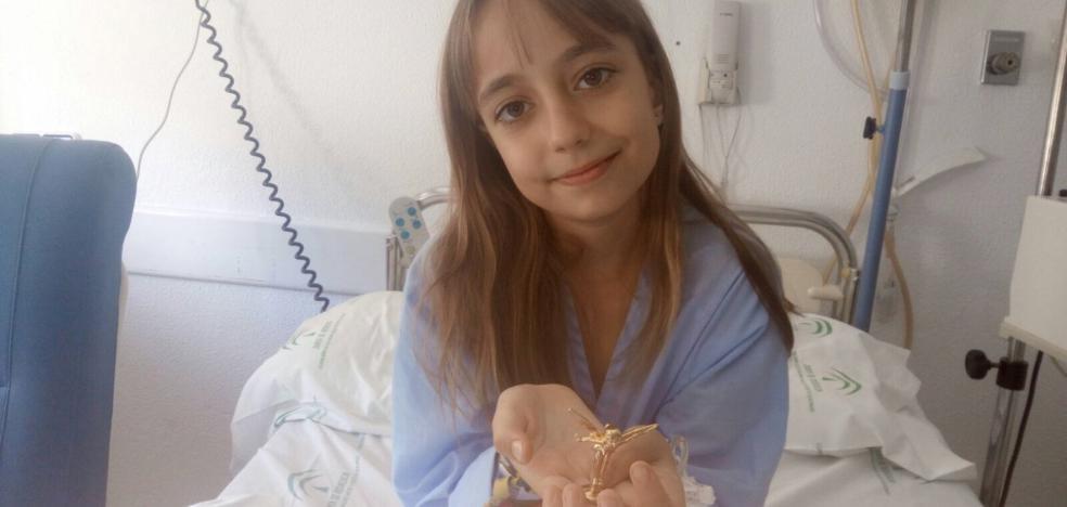 La investigación para ayudar a Celia, pendiente de financiación