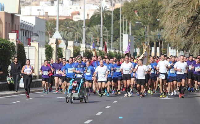 La Desértica, la carrera de Almería