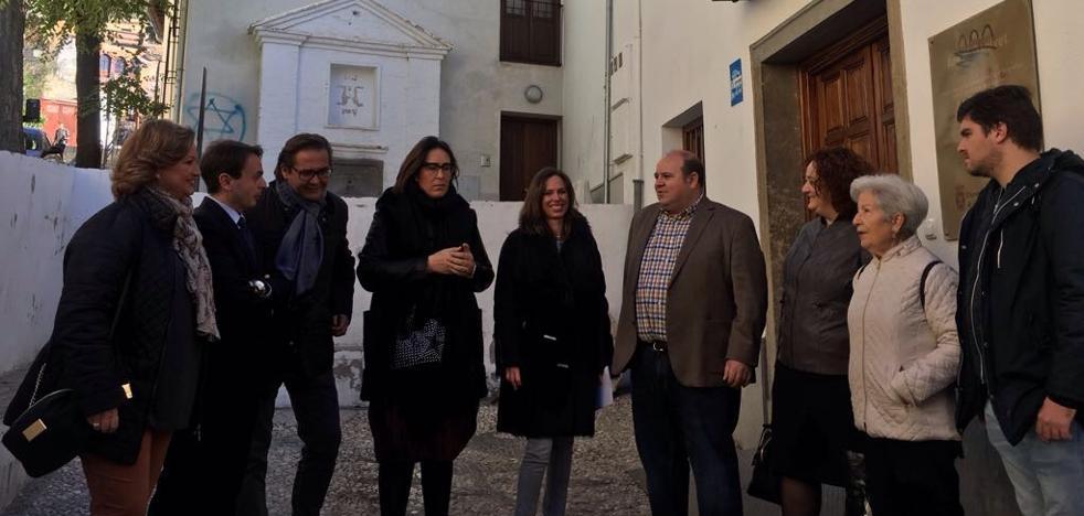 El PP aboga por convertir la Casa Molino Ángel Ganivet y el Molino del Marqués de Rivas en un museo etnográfico
