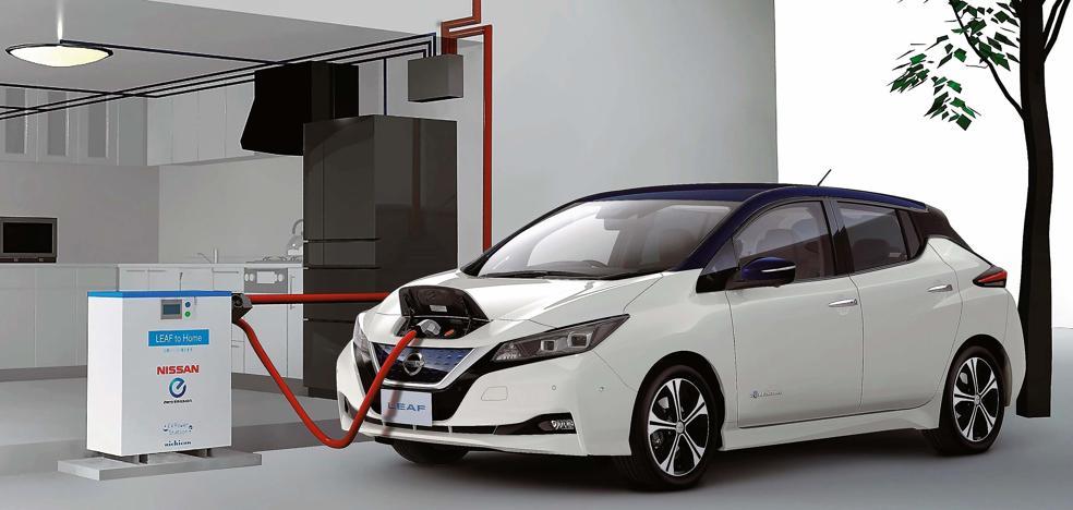 Nissan Leaf, el vehículo del futuro en el presente