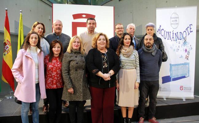 El programa de teatro para bebés llega a 12 municipios de la provincia de Granada