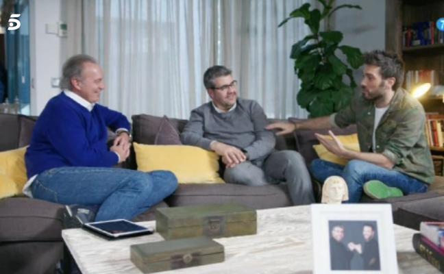 Un trío para partirse de risa con Bertín este miércoles
