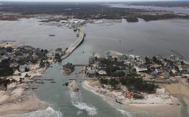 El terrible futuro de las ciudades costeras: el deshielo se las 'comerá'