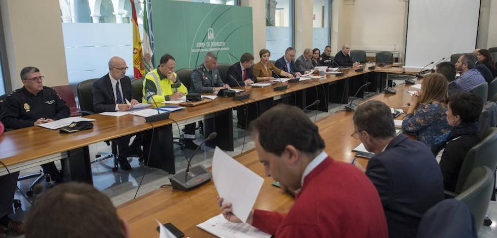 Activado en Granada el dispositivo para hacer frente a emergencias por causas meteorológicas adversas