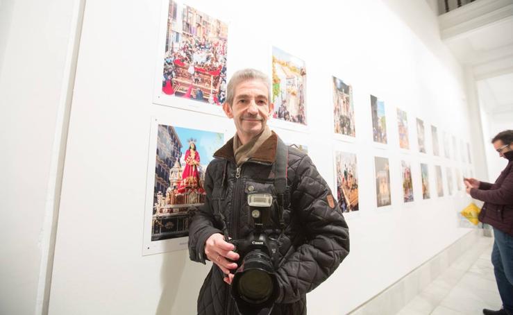 Fernando López gana el concurso para el cartel de la Semana Santa