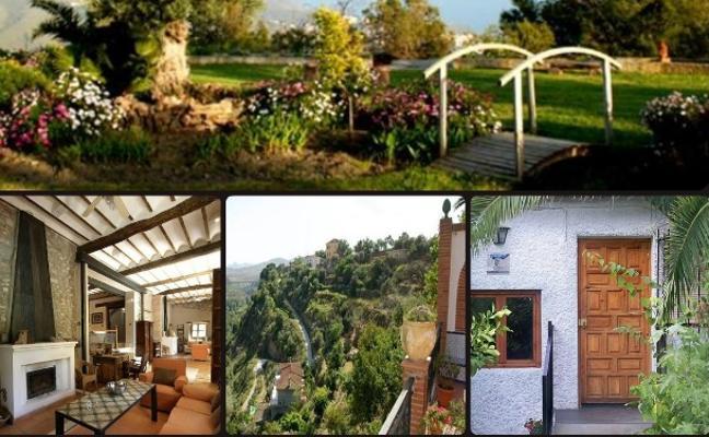 Seis casas rurales en las que descubrir de una forma diferente el encanto único de Granada