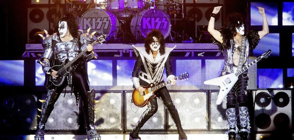 Kiss y Scorpions actuarán en el Resurrection Fest 2018