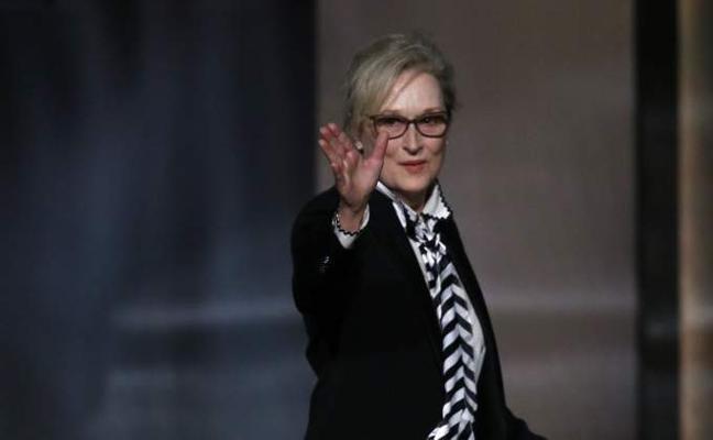 "La brutal paliza a Meryl Streep: ""Me tuve que hacer la muerta"""