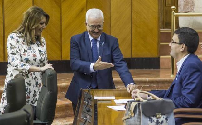 Críticas a Pablo Iglesias por excluir a Andalucía entre las nacionalidades históricas