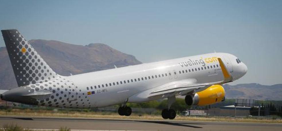10 vuelos desde Granada por menos de 50 euros para el puente de diciembre
