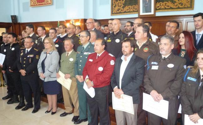 Homenaje a los trabajadores en el Día de la seguridad privada