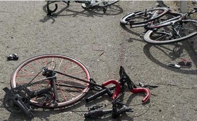 Muere un ciclista menor de edad al chocar con un coche