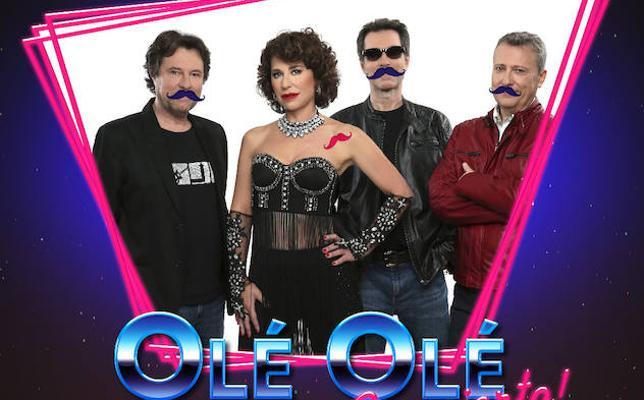 Vuelve el mítico grupo 'Olé Olé' y aterriza en Granada esta noche
