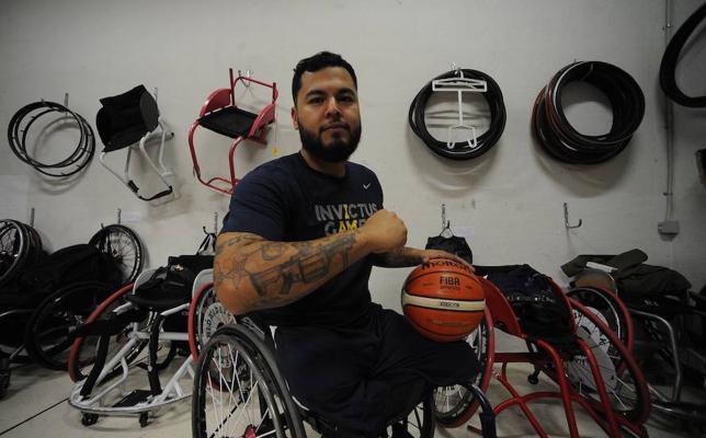 La tremenda historia del marine español que perdió las dos piernas en Afganistán