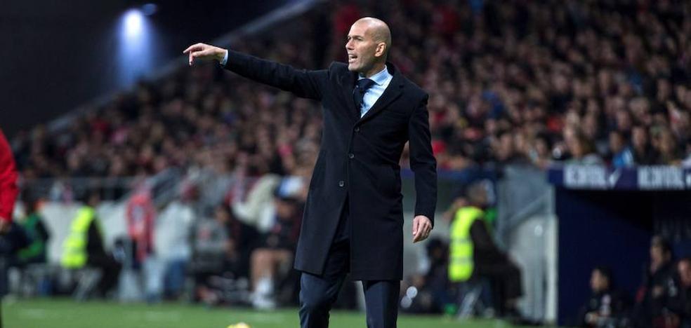 Zidane: «El camino es el bueno»