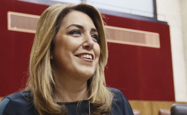 Susana Díaz, mañana en el Desayuno Informativo de IDEAL