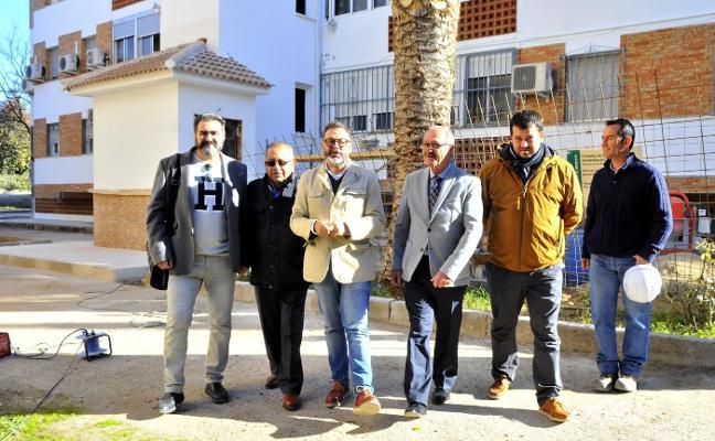 'La Paz' se somete a rehabilitación