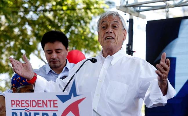 Piñera y Guillier irán a la segunda ronda