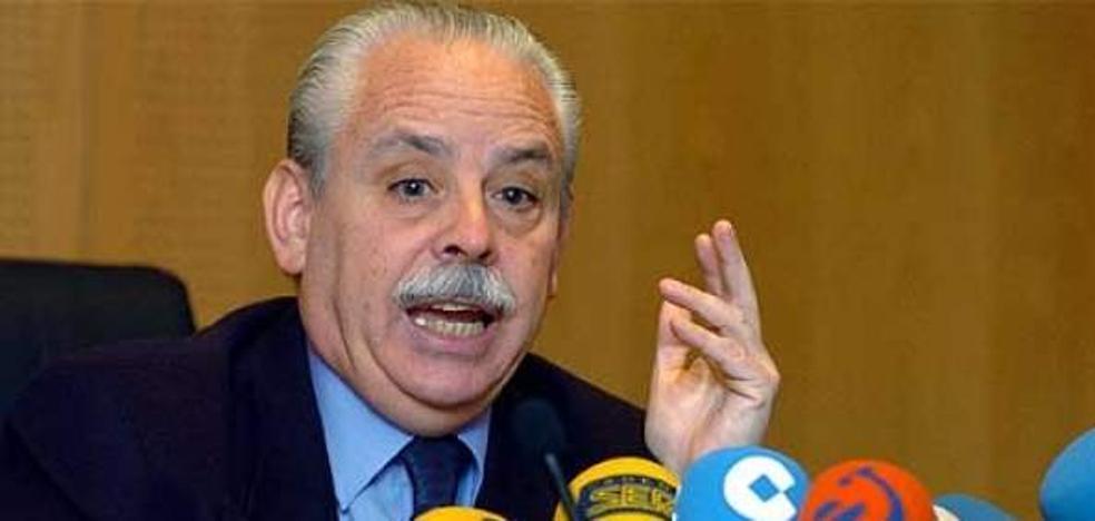 Luis Navajas, fiscal general del Estado en funciones
