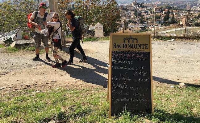 Ofensiva policial contra los bares ilegales de San Miguel, Sacromonte y Valparaíso