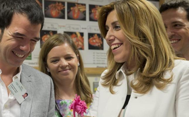 Susana Díaz aborda hoy los retos del futuro en el Desayuno Informativo de IDEAL