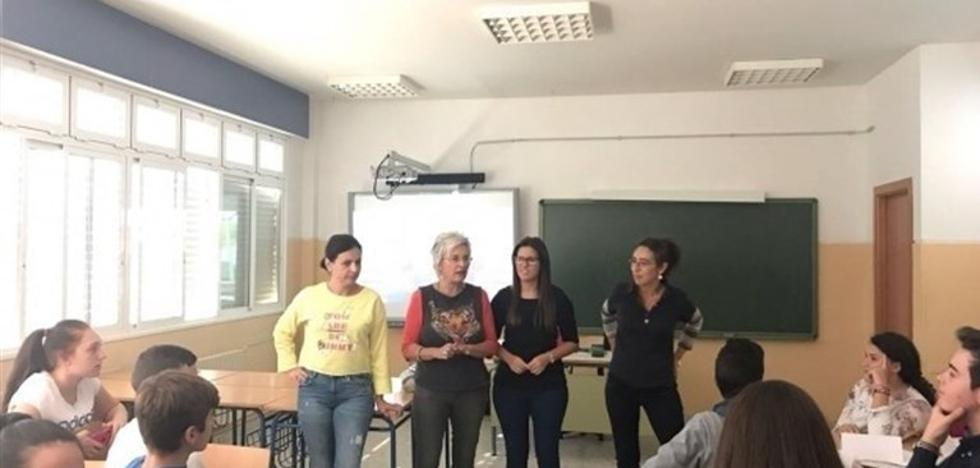 Los talleres 'RodaJE con G' llegan a 427 estudiantes de 15 IES de la provincia