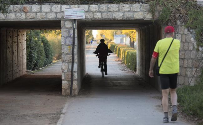 La Vega de Granada estará conectada por una red pública de 160 kilómetros de itinerarios
