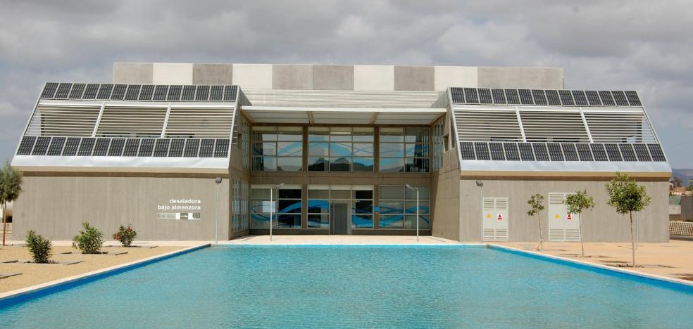 Un informe de Acuamed admite que la desaladora de Palomares no está intervenida
