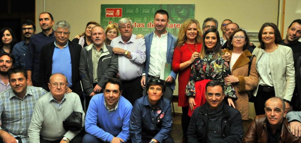 Daniel Campos, nuevo secretario general del PSOE en Linares