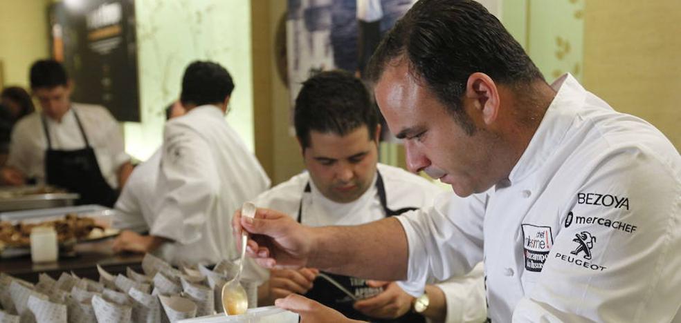 Ángel León: «Quiero que la gente moje pan y cante por bulerías»