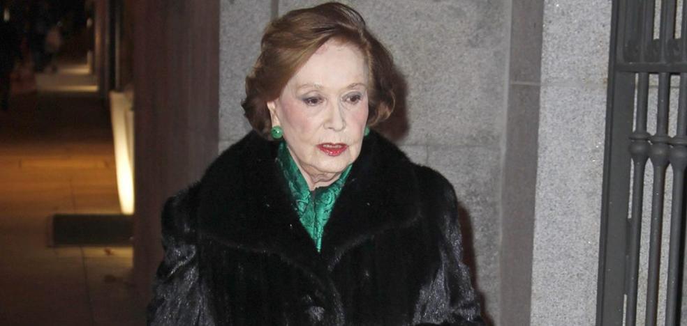 La dura enfermedad que atraviesa Carmen Franco