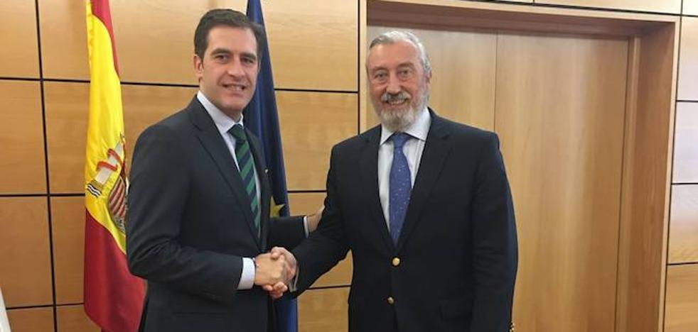 """Acuerdo para que ADIF licite de forma """"inminente"""" el primer tramo soterrado del tren en Almería"""