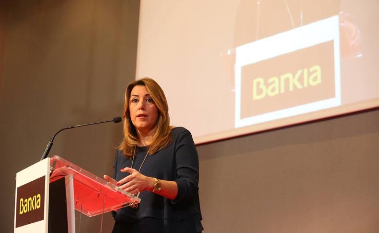 El desayuno informativo de IDEAL con Susana Díaz, una cita que marcó la agenda