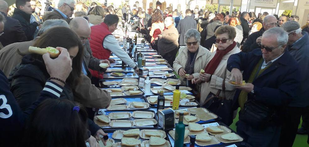 La IV Fiesta del Primer Aceite celebrada en Linares concluye con un completo éxito de público