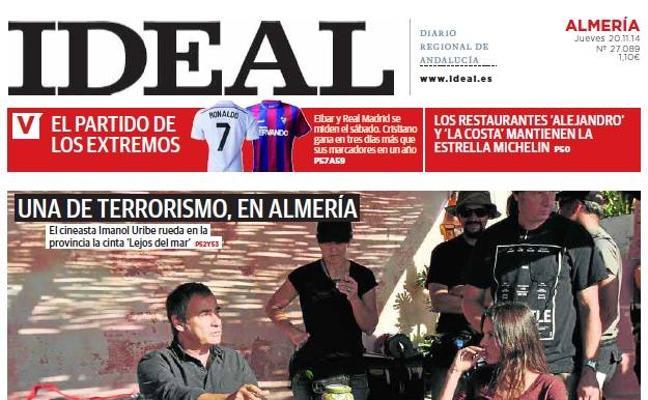 2014: Una de terrorismo para Almería