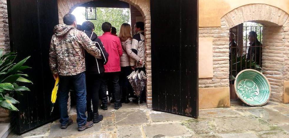 El Aljibe del Rey alcanza un récord de asistencia en una jornada de puertas abiertas