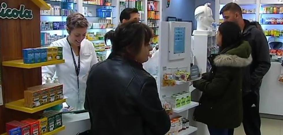 Aviso: la sequía puede hacer que tengas gripe a las primeras de cambio