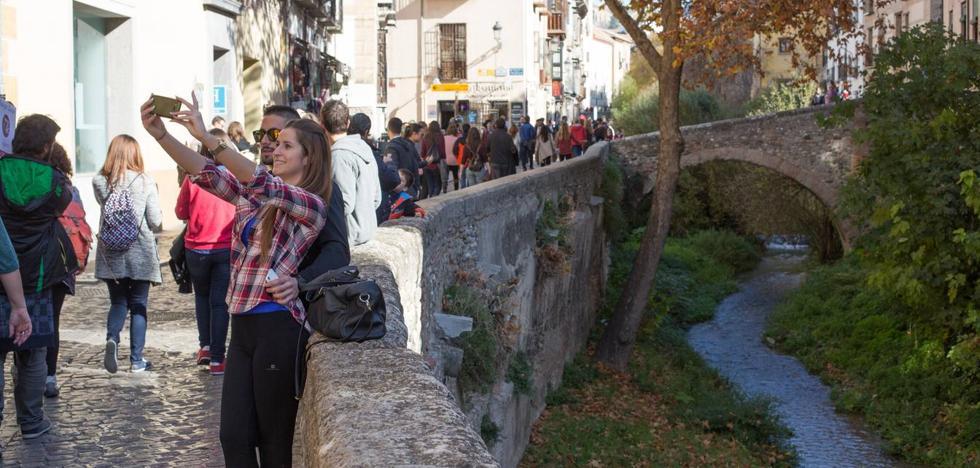 Semana de primavera en Granada... en pleno noviembre