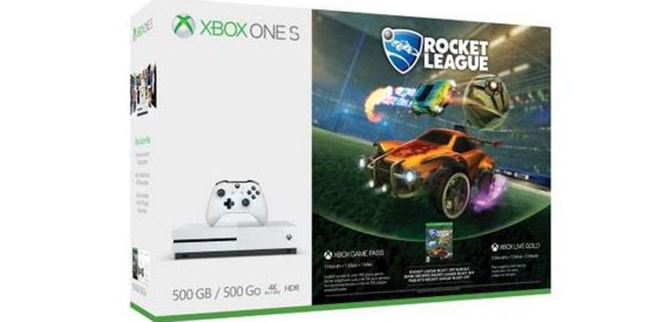 Ofertas de XBox de Microsoft en el Black Friday: 3 descuentos con videojuegos
