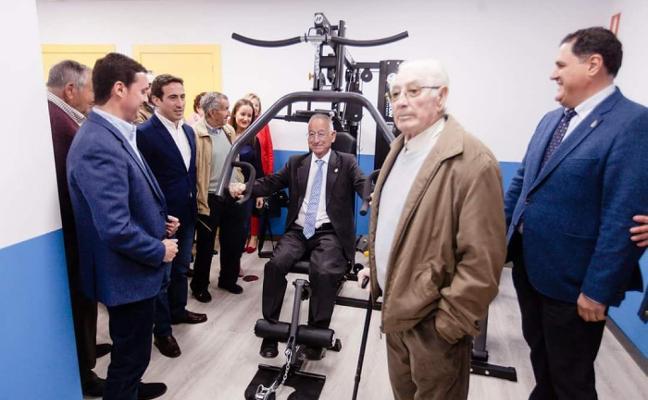 El centro de día y el gimnasio de Canjáyar reciben una inversión de 280.000 euros