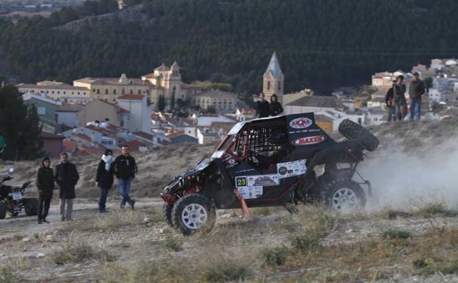 El jienense Pedro Delgado y Motoquad Mágina, campeones de España de Rally