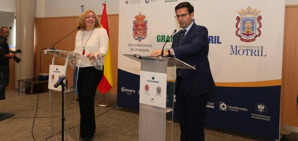 """""""No existe un eje con tanto potencial en el sur de Europa como el Granada-Motril"""""""