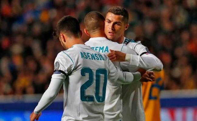 Las redes sociales hacen mofa del gol de Benzema