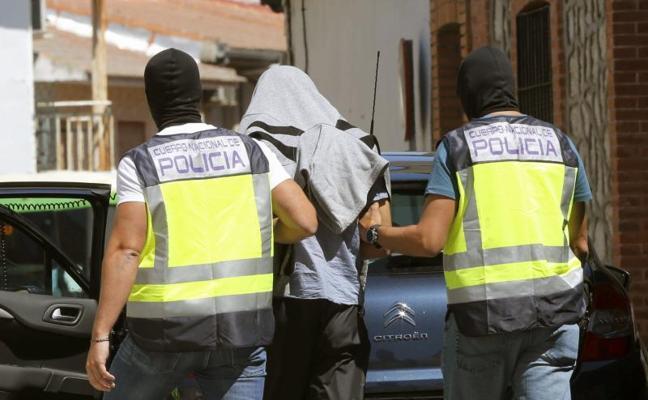 Detenido en Melilla por realizar labores de captación para el Daesh