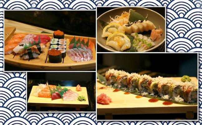 Kirin es el restaurante de referencia de la comida japonesa